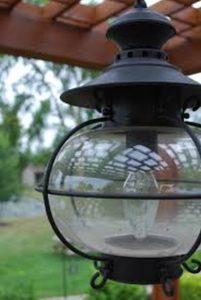éclairage extérieur luminaire