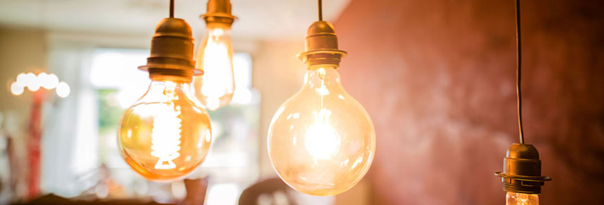 Les avantages de la lampe à incandescence