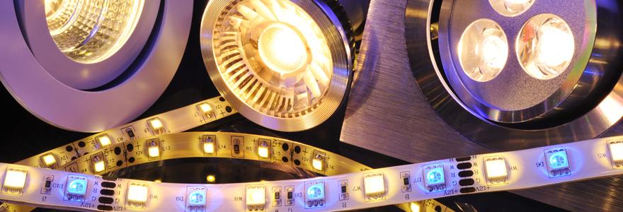 Spécialiste de l'éclairage LED